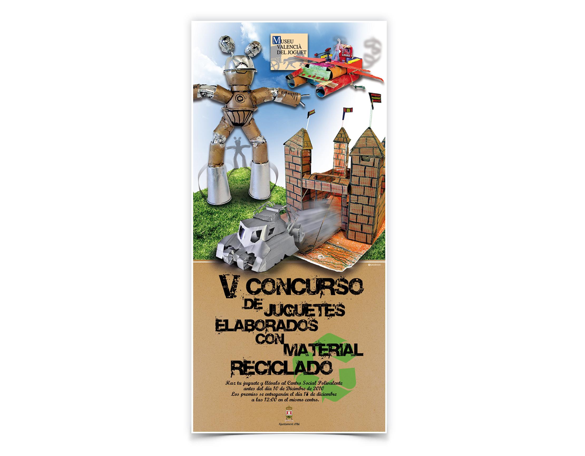Santamaria Juguete Disseny Del Publicidad Museo Valenciano dCBhQtxosr